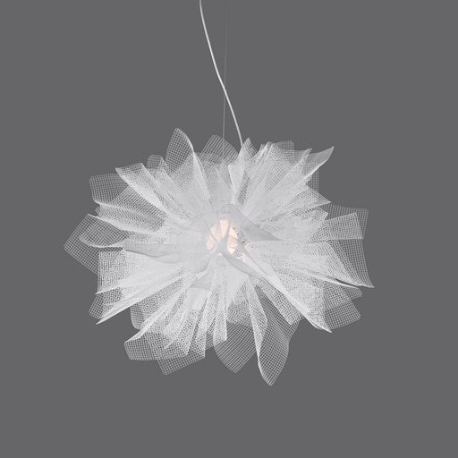 Fluo Pendant Light - White