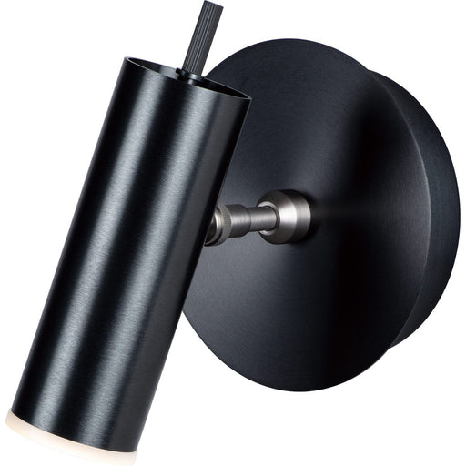 Focus Wall Sconce - Satin Dark Gray Finish