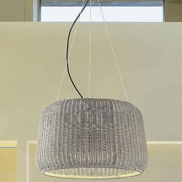 Fora Outdoor Pendant Light - Natural