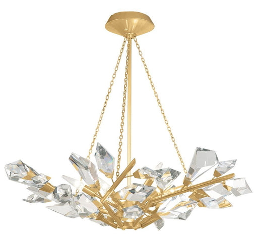 Foret Pendant 907840 - Gold Leaf Finish