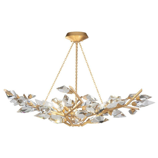 Foret Pendant 909040 - Gold Leaf Finish