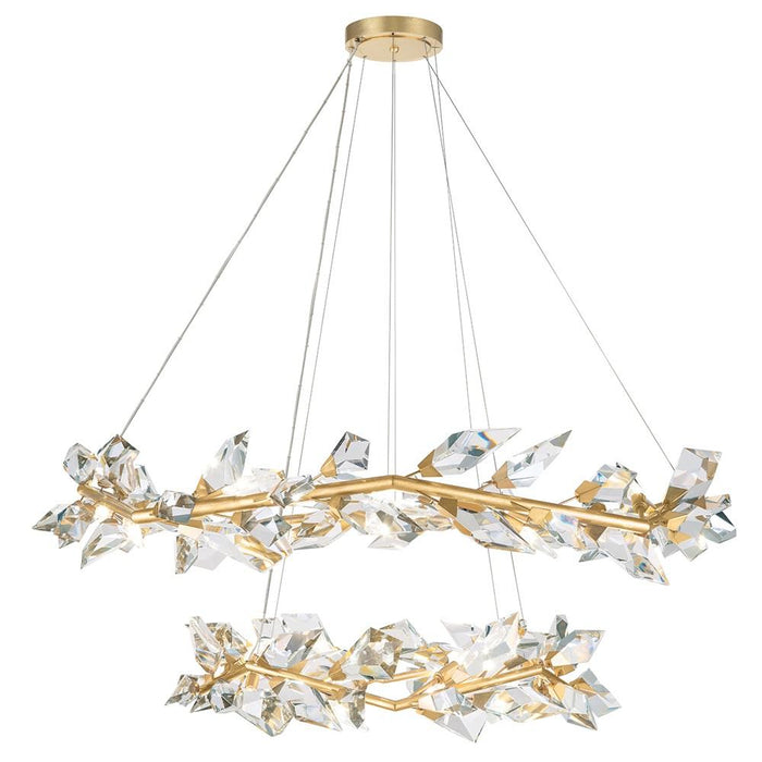 Foret Two Tier Chandelier