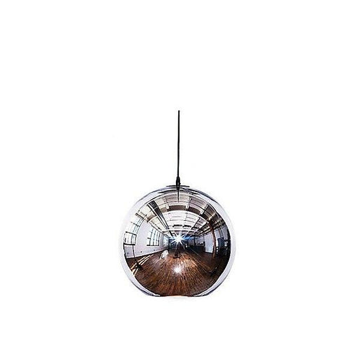 Fort Knox Mini Pendant Light Silver