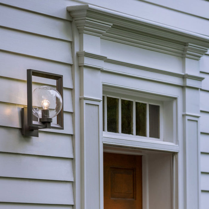 Frame Outdoor Wall Sconce - Display