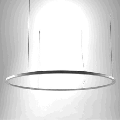 Framed Circle Pendant Lighting