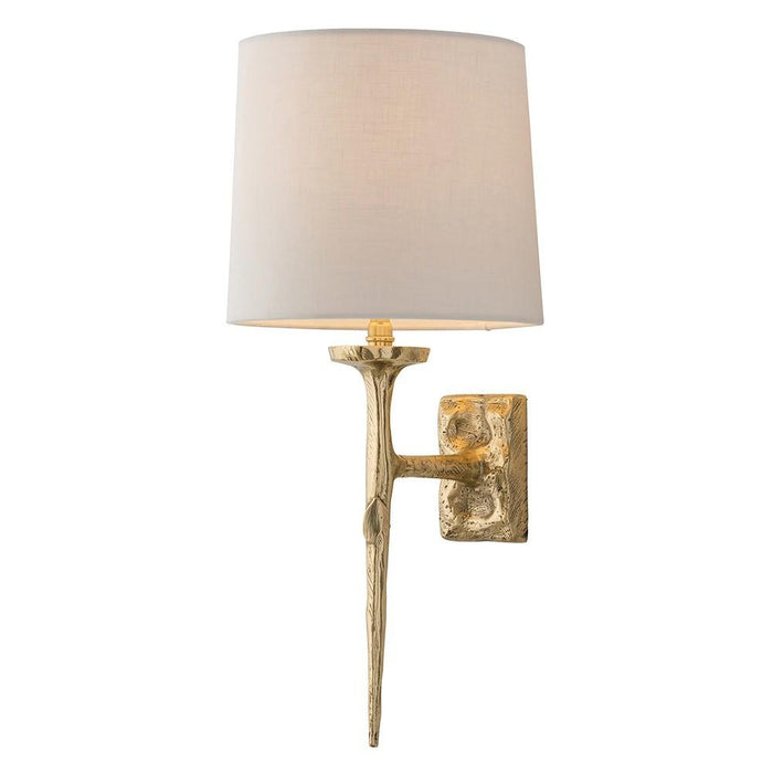 Franz Wall Sconce - Antique Brass Finish