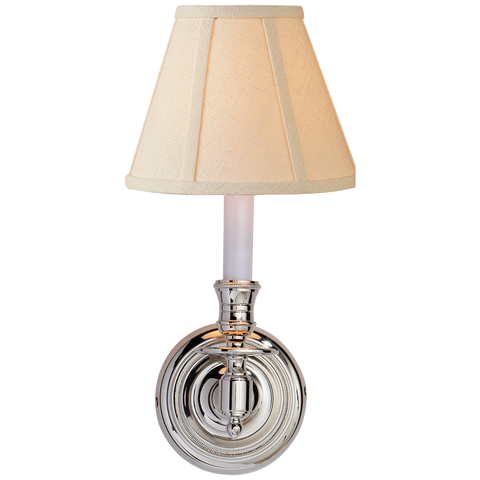 French Single Sconce