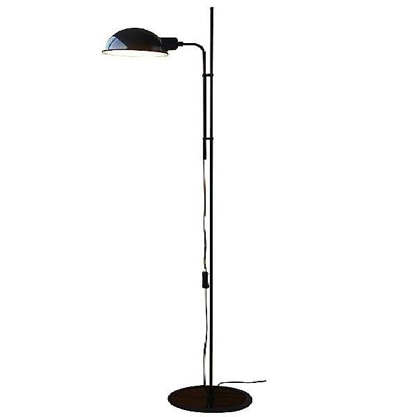 Funiculi Floor Lamp - Black Finish