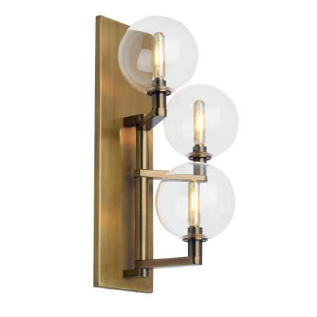GAMBIT TRIPLE WALL Aged Brass