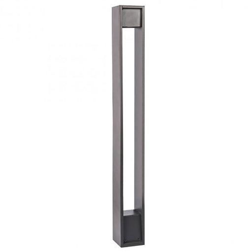 Gate LED Bollard Light - Bronze Finish