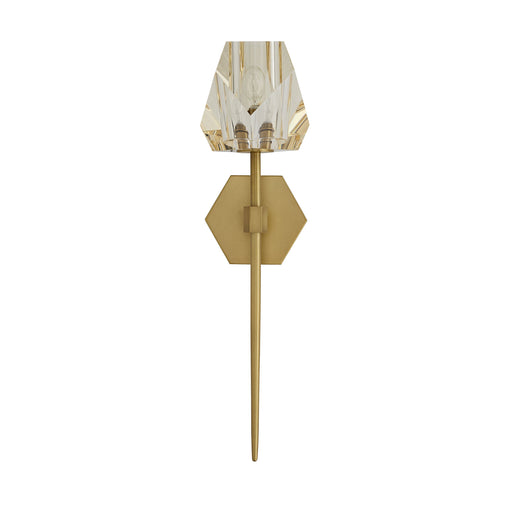 Gemma Sconce - Antique Brass Finish