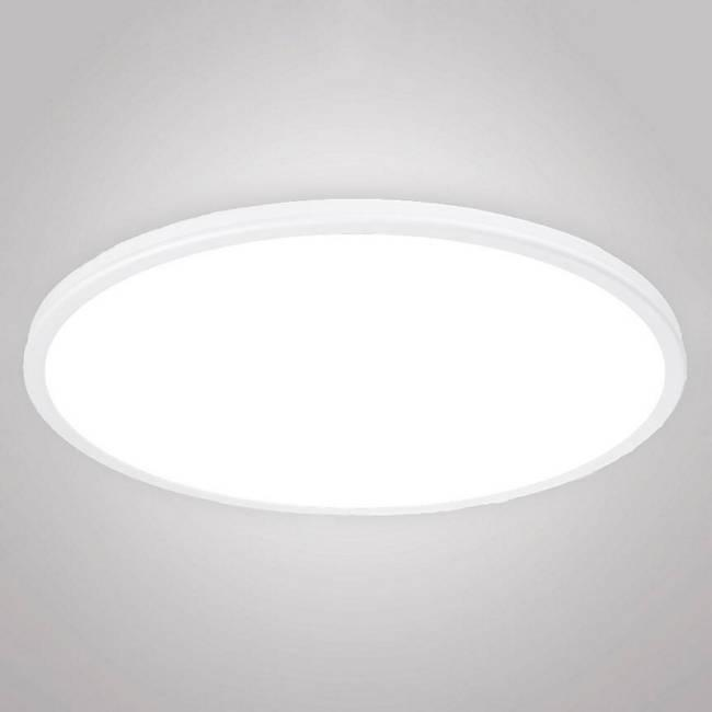 Geos LED Flush-Mount Ceiling Light - Display