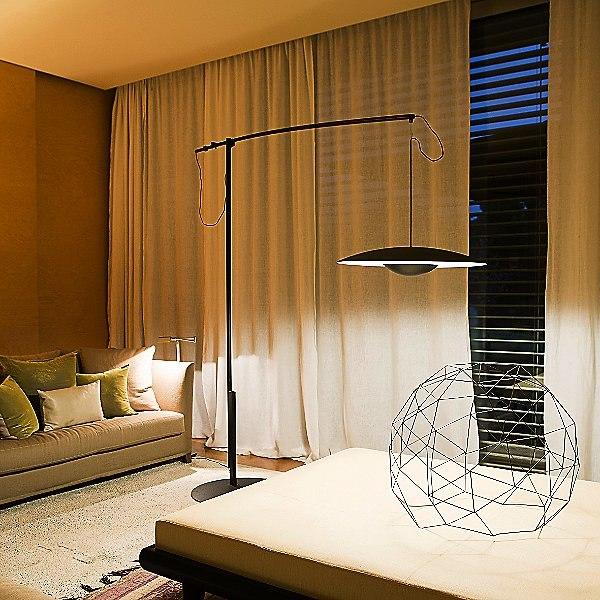 Ginger XL LED Floor Lamp - Display