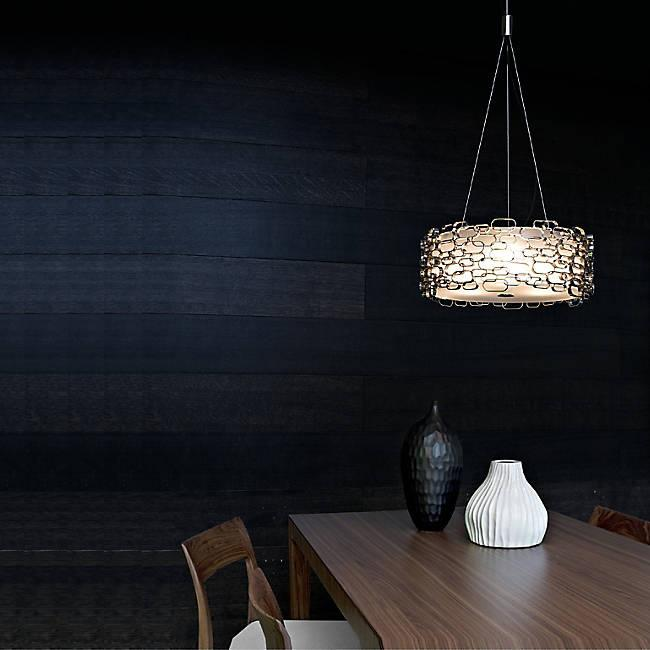 Glamour Suspension Light - Display