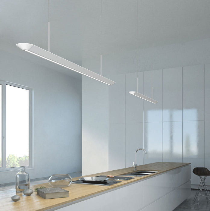 Glide LED Downlight Pendant - Display
