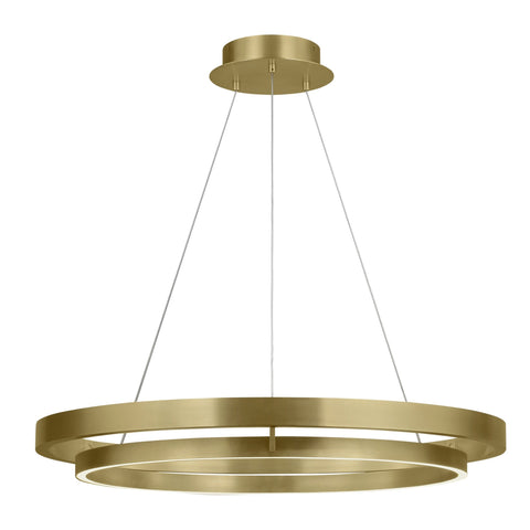 Grace Chandelier - Brass