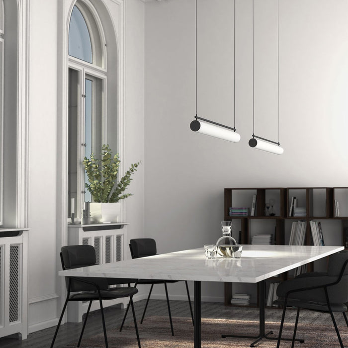 Gramercy Linear Pendant - Display