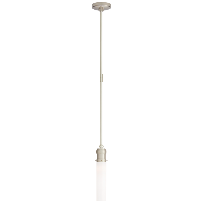 Graydon Petite Pendant - Polished Nickel Finish
