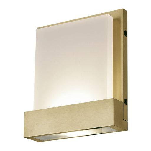Guide Wall Sconce - Brushed Brass Finish