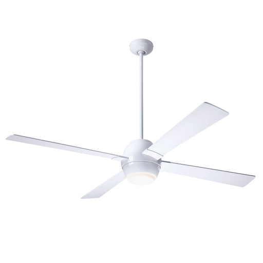 Gusto Ceiling Fan - White (LED Light)