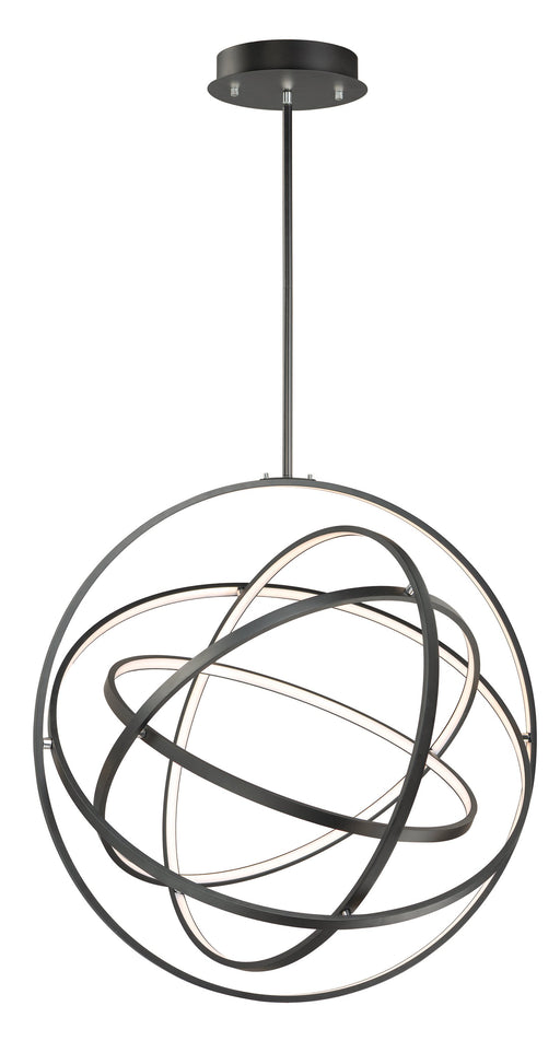 Gyro II LED Pendant - Black