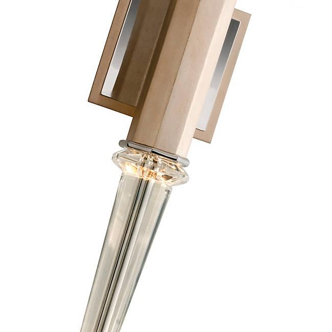 HARLOW LINEAR WALL SCONCE - Detail