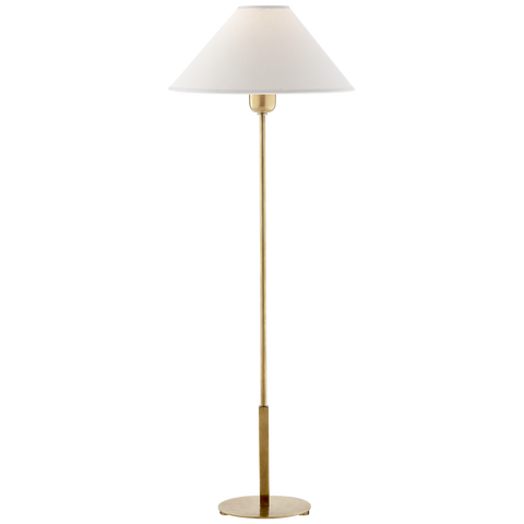 Hackney Buffet Lamp Antique Brass
