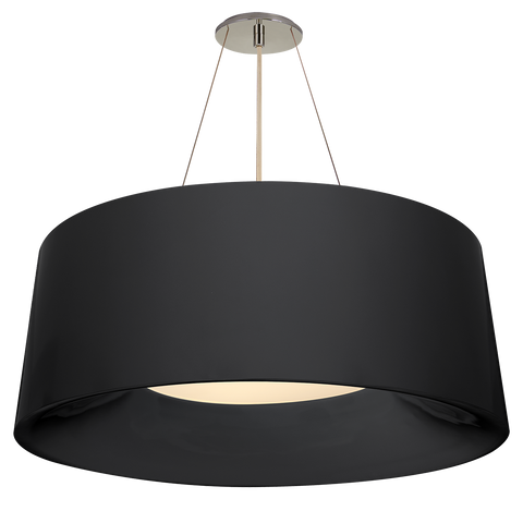 Halo Medium Hanging Shade Charcoal