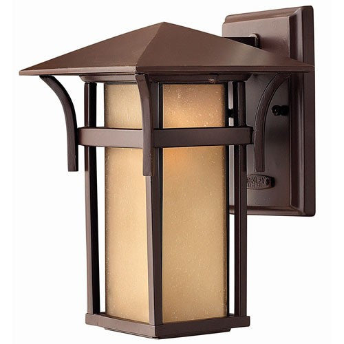 Harbor Large Outdoor Wall Light - Anchor Bronze