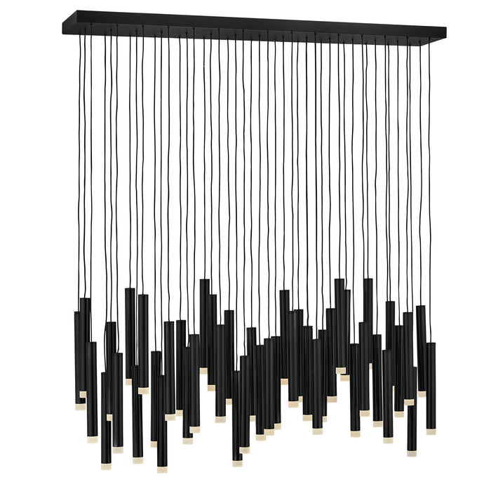 Harmony LED Linear Suspension - Black Finish