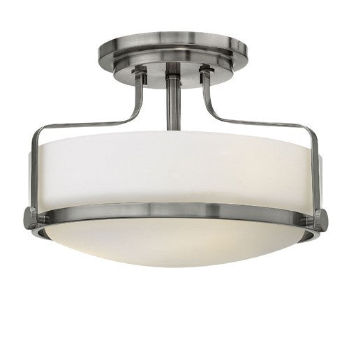 Harper Ceiling Light - Brushed Nickel