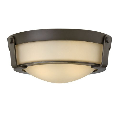 Hathaway Ceiling Light - Old Bronze