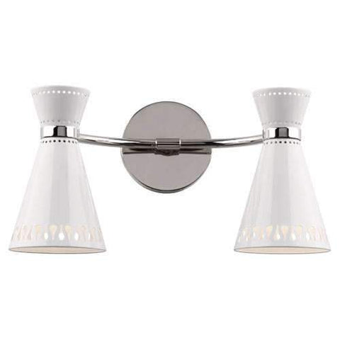 Havana 2 Light Wall Sconce