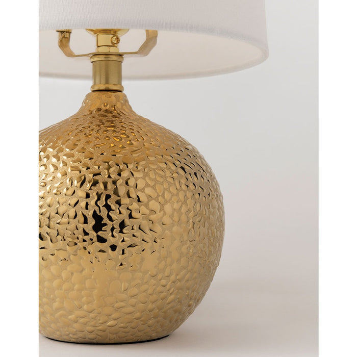 Heather Table Lamp - Detail