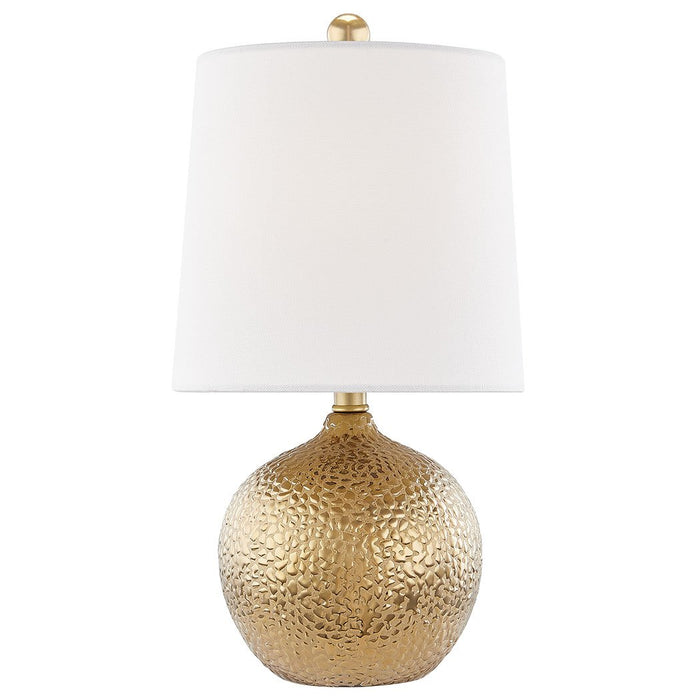 Heather Table Lamp - Gold Finish