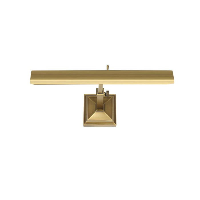 "Hemmingway 14"" Picture Light - Burnished Brass Finish"