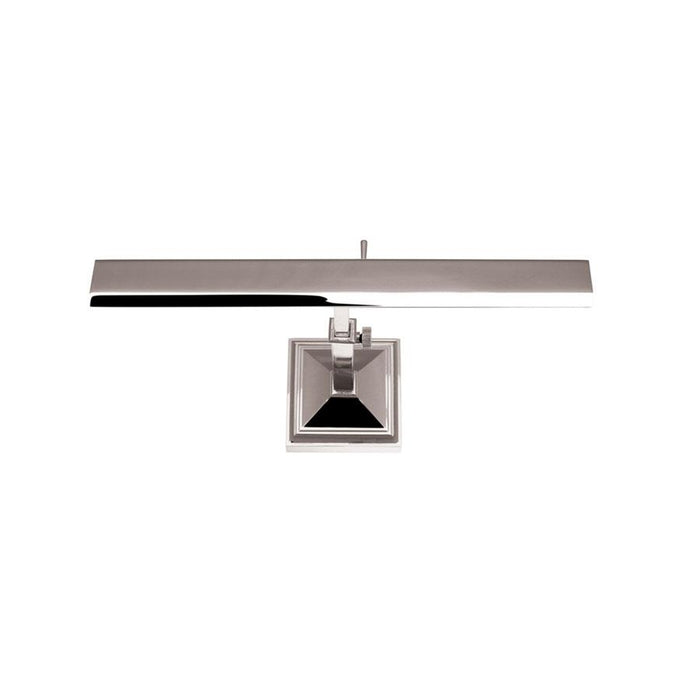 "Hemmingway 14"" Picture Light - Polished Nickel Finish"