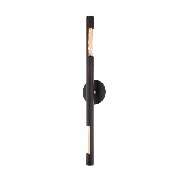 Hendrix Small Wall Light - Chemical Bronze