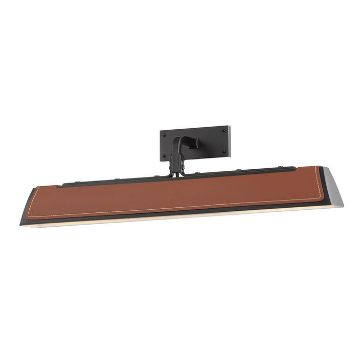 Holtsville Large Picture Light - Old Bronze Finish
