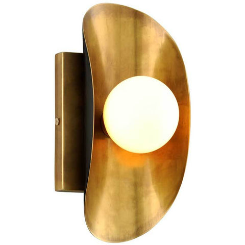 Hopper Wall Light