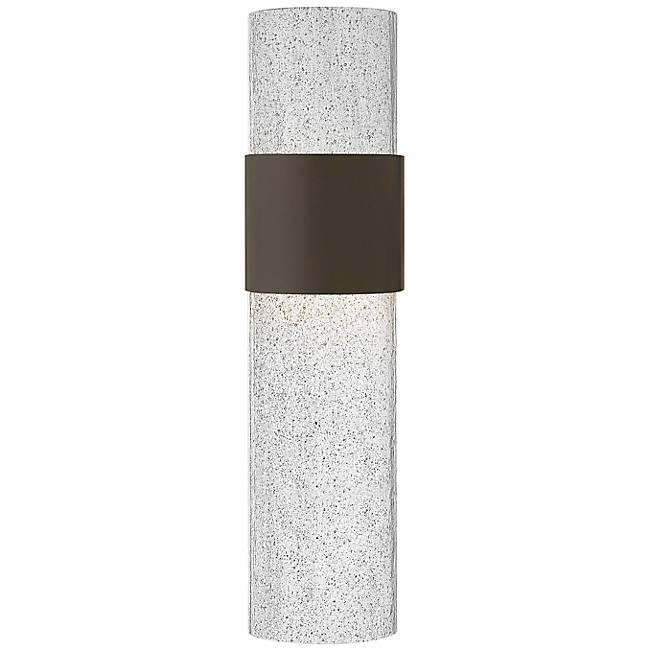 Horizon Large LED Outdoor Wall Light - Buckeye Bronze
