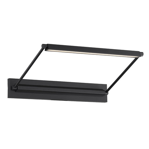 "Hudson 17"" LED Picture Light - Black Finish"
