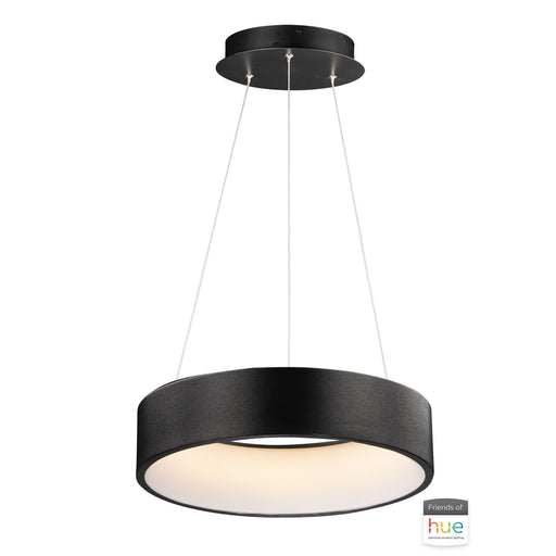 IQ Small Pendant - Black