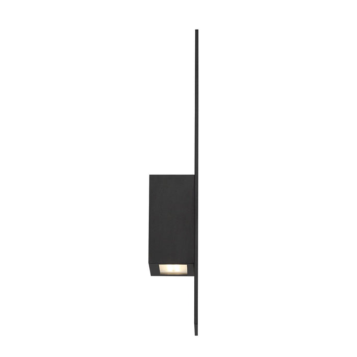 Icon LED Outdoor Sconce - Side View