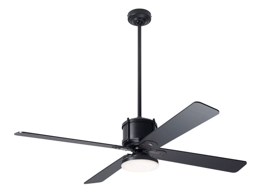 Industry DC Fan - Black (LED Light)