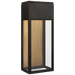 Irvine Medium Wall Lantern - Bronze Finish