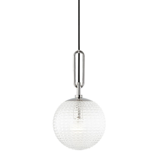 Jewett Pendant - Polished Nickel