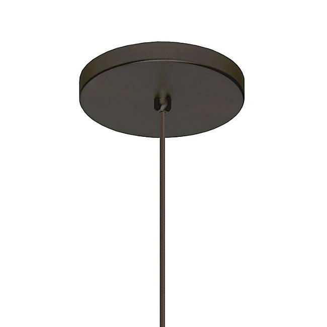 Jodi LED Mini Pendant - Bronze Canopy