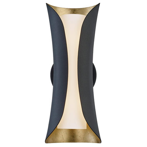 Josie Wall Sconce - Black