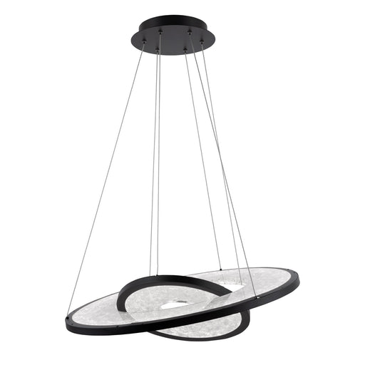 Jupiter Chandelier - Black Finish